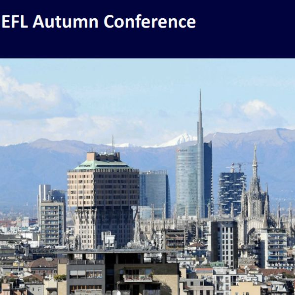 Federcasa all'Autumn Conference dell'European Federation for Living